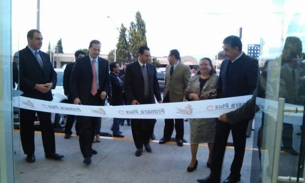 Flecha Amarilla inaugura en San Luis Potosi nuevas oficinas